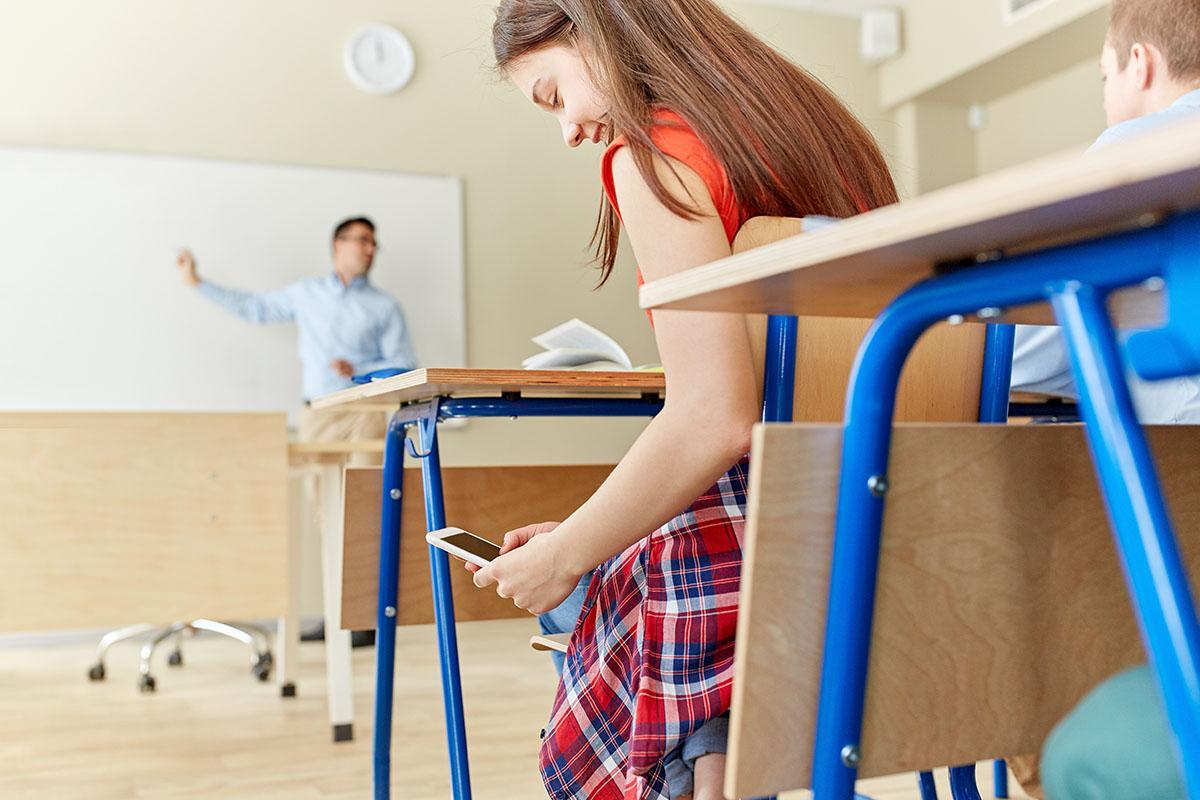 Smartphone e scuola
