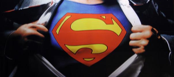 Clark Kent diventa Superman