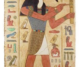 Theuth, inventore della scrittura
